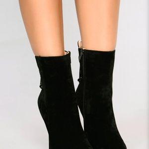 Fashion Nova Shoes - Fashion Nova Dancing At Night Boots
